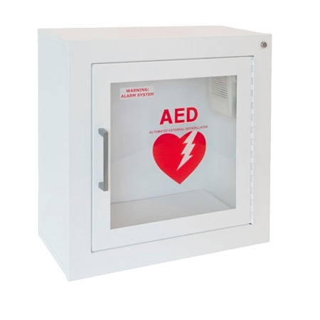 Surface Mount Aed Wall Cabinet With Alarm