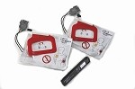 LIFEPAK CHARGE-PAK Kit: 1 CHARGE-PAK + 2 Sets of Electrodes