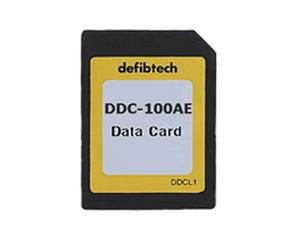 Defibtech Large Capacity Data Card with Audio