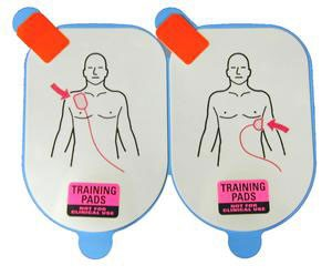 Defibtech Adult Training Replacement Gels