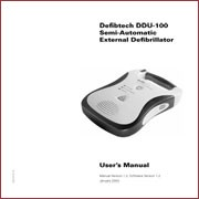 Defibtech Lifeline Owner's Manual