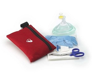 First Responder's CPR Kit