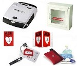 LIFEPAK® Express Gym AED Package