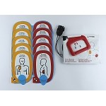 LIFEPAK CR Plus Training Electrode Kit