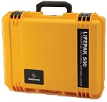 LIFEPAK 500 Hard Shell Carry Case