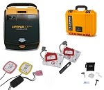 LIFEPAK CR Plus First Responder Package