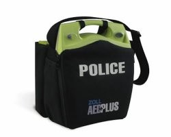 Zoll AED Plus Police Carry Case